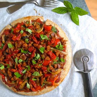 The Ultimate Paleo Pizza