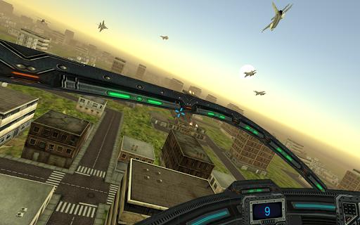 VR Earth Attack