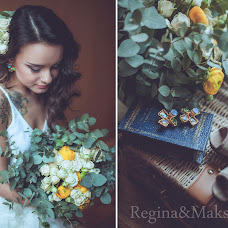 Wedding photographer Margarita Zemcova (Krisri). Photo of 17.10.2015