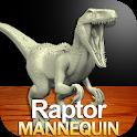Raptor Mannequin icon