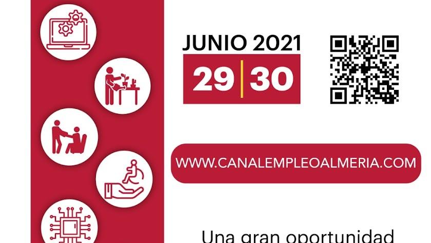 La feria de la Cámara de Comercio de Almería.