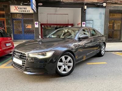 Audi a6 2.0 tdi garaje centro bilbao