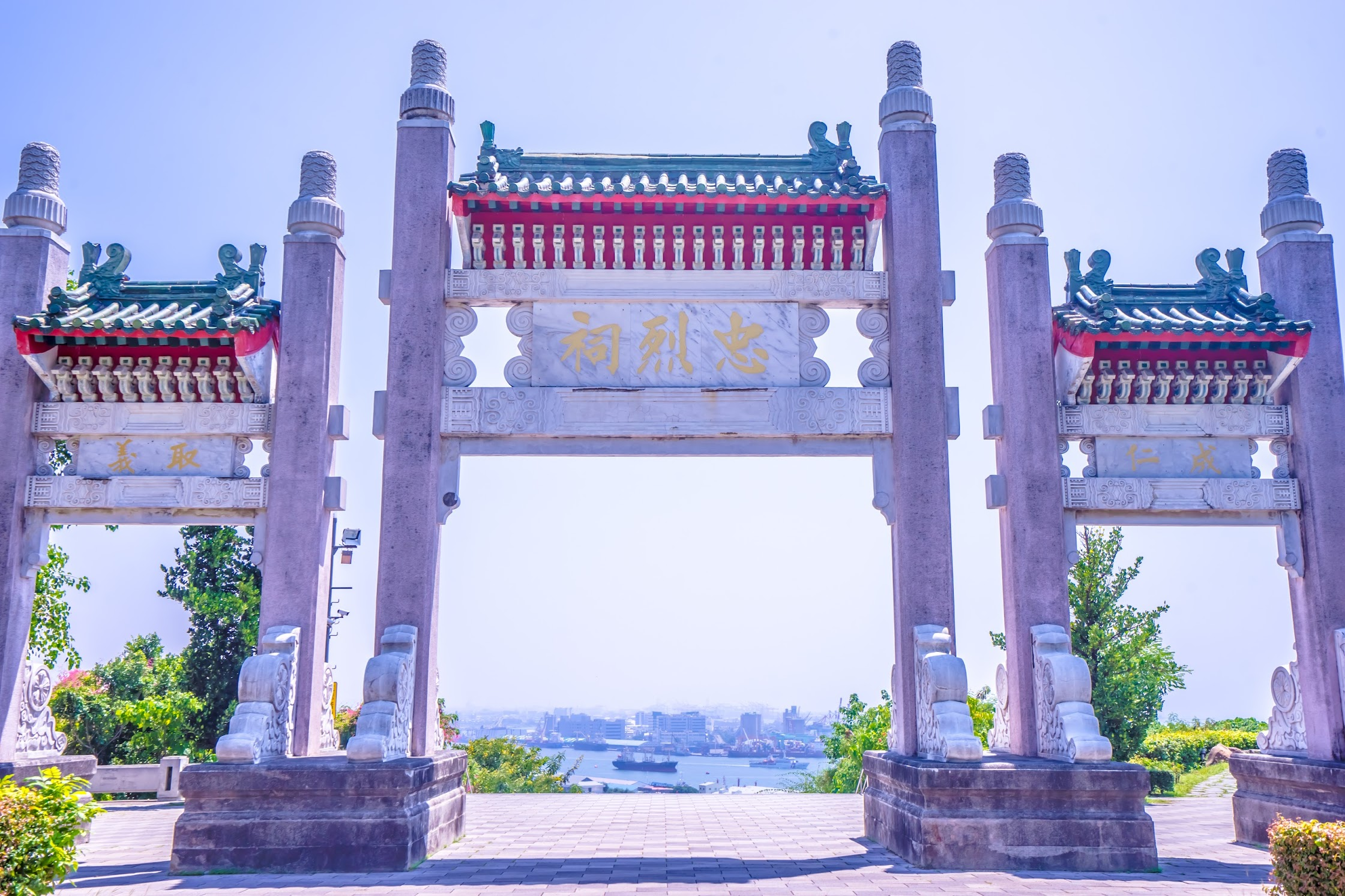 Kaohsiung Martyrs' Shrine4