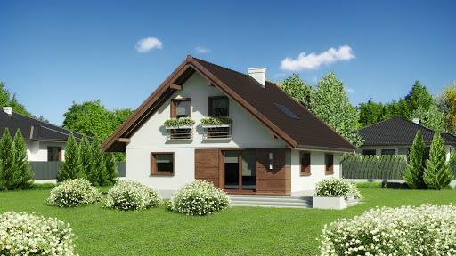 projekt Dom przy Cytrynowej 3