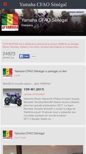 Yamaha CFAO Senegal ss2