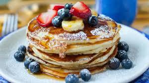 Fluffy Pancakes Recipe | Get Cracking