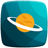 Space Z 🌏 🚀Icon Pack Theme