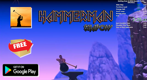 HammerMan : Getting Shadow Over - náhled