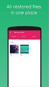 Recover Bin: Trash for Android – Restore Photos 5