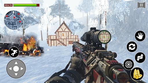 Call of Impossible Sniper World War 2 Hero 3D 1.1 screenshots 21