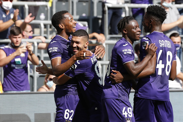 """Sterkhouder Anderlecht droomt van de grote competities: """"Maar hij doet er beter aan nog even te blijven"""""""