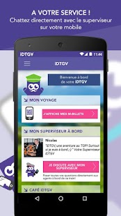 iDTGV : Billets de Train- screenshot thumbnail