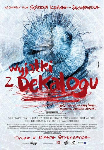 Polski plakat filmu 'Wyjątki Z Dekalogu'