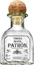 Patron Silver Tequila - 50ml