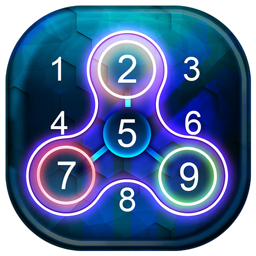 Fidget Spinner Password Lock