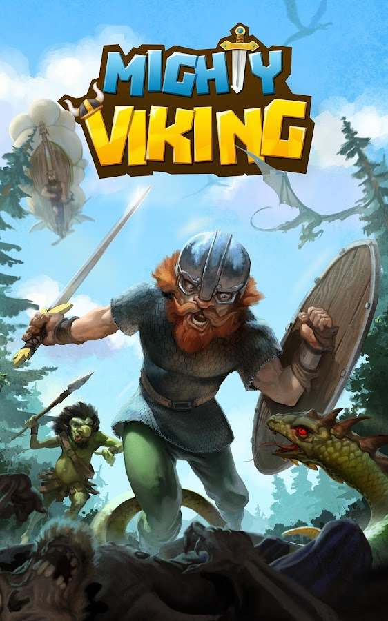 Mighty Viking- screenshot