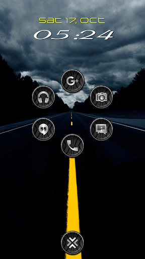 Faster G - Icon Pack