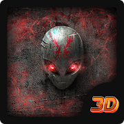 App Alien Spider 3D Theme apk for kindle fire