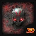 Чужеродных паук 3D Theme icon