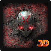 Alien Spider 3D Theme