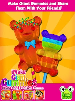 Make Gummy Bear - Candy Maker
