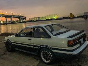 カローラレビン AE86 GT-APEXのカスタム事例画像 オヤジJr.【OYAGE Jr.】さんの2020年12月21日20:42の投稿
