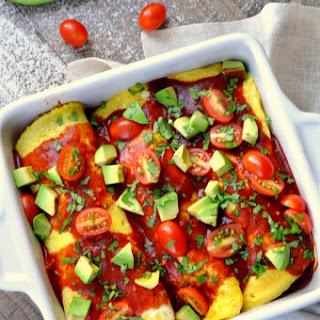 Paleo Breakfast Enchiladas - Whole30 Compliant Recipe