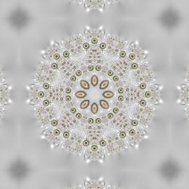 Mandala 4 by Cassy 67 - Illustration Abstract & Patterns ( kaleidoscope, abstract art, digital art, harmony, fractal, digital, fractals, energy, mandala )