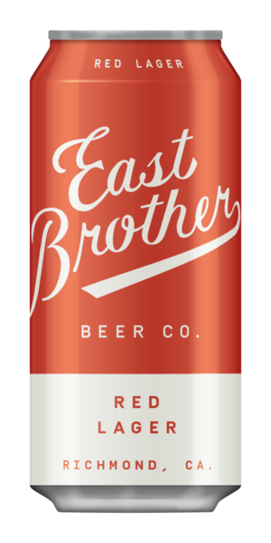 Logo of East Brother Red Lager