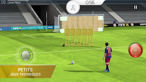 FIFA 16 Football  captures d'écran 4
