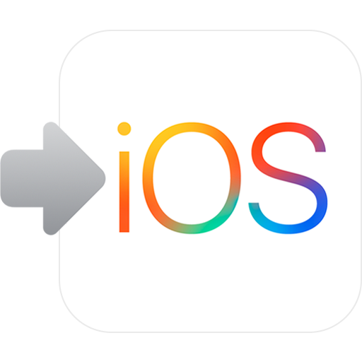 Move to iOS Icon