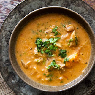 African Chicken Peanut Stew Recipe