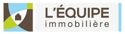 Logo de L'ÉQUIPE IMMOBILIÈRE RÉUNION