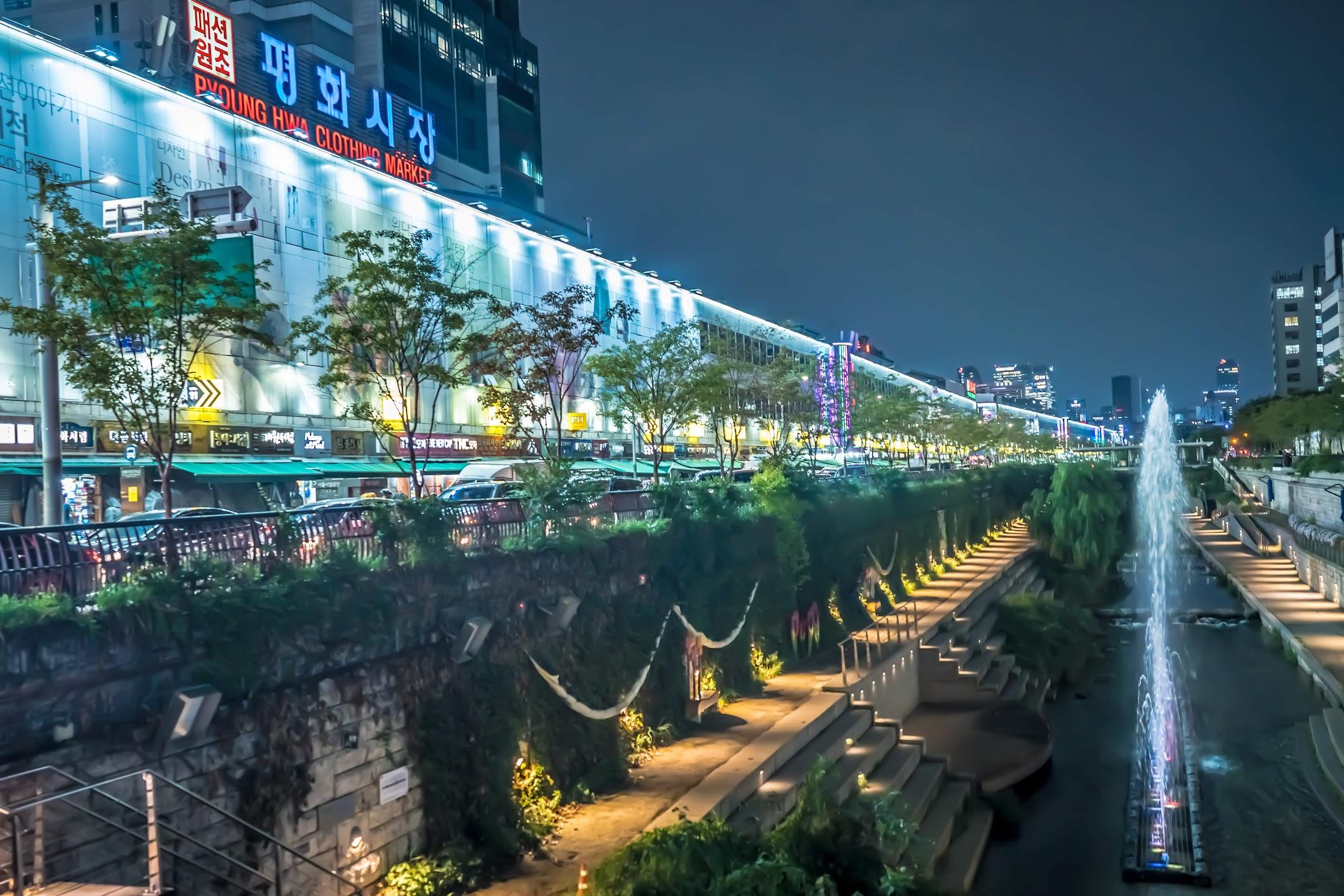 ソウル 東大門市場2