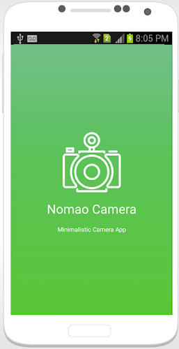 nomao camera for android