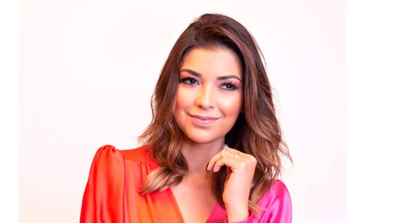 Amanda Françozo é a nova aposta da TV Aparecida