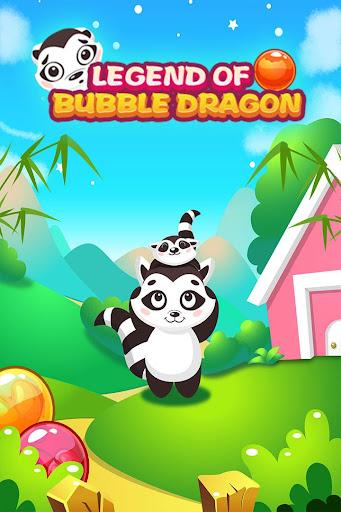 Legend of bubble Dragon apkpoly screenshots 1