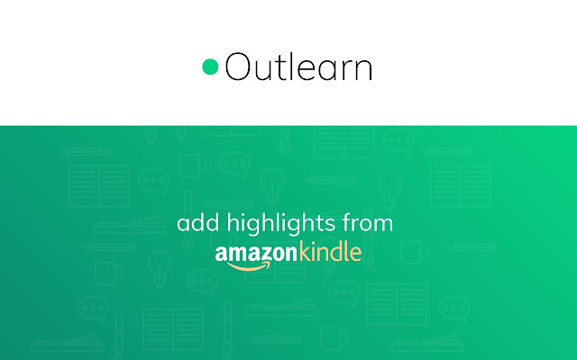 Outlearn for Amazon Kindle