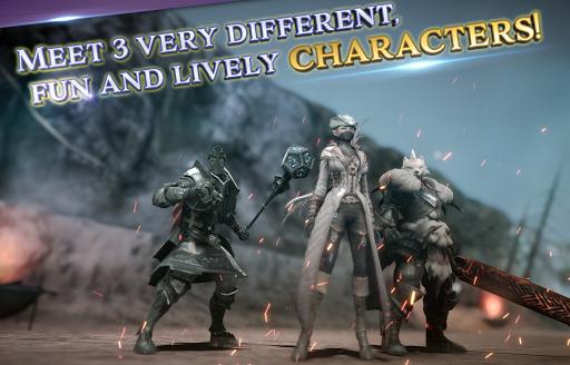 The Last Slain: Inherits the Legends 1.0.29 screenshots 1
