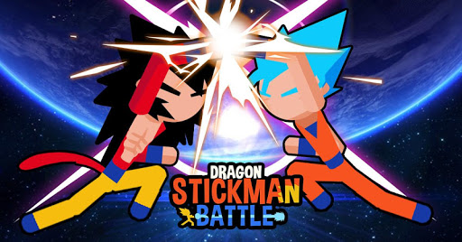 Super Dragon Stickman Battle - Warriors Fight screenshots 7