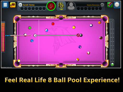 Stick Pool : 8 Ball Pool 2.01 gameplay | by HackJr.Pw 6