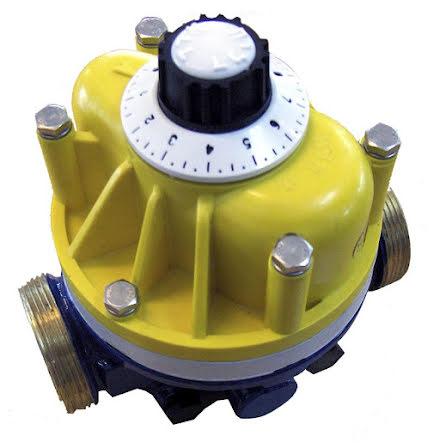 Vattenmätare / Vattentimer 0 - 20.000 liter *