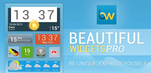Beautiful Widgets Pro - Apps on Google Play
