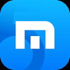 傲游5浏览器-极速浏览、加密隐私、永久收藏 icon