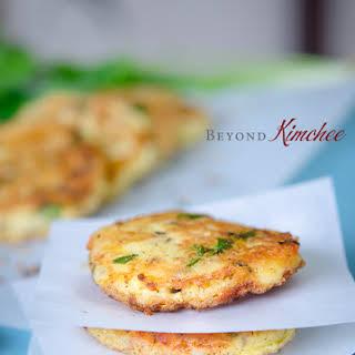Pakistani Potato Cakes.