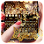 Gold Glitter Butterfly Keyboard file APK for Gaming PC/PS3/PS4 Smart TV
