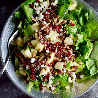 15 minute Fresh Fall Salad.