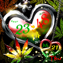 REGGAE LOVE+PEACE LiveWallpape icon