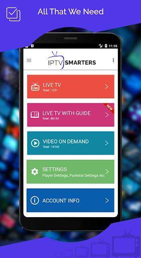 IPTV Smarters Apk apps 2