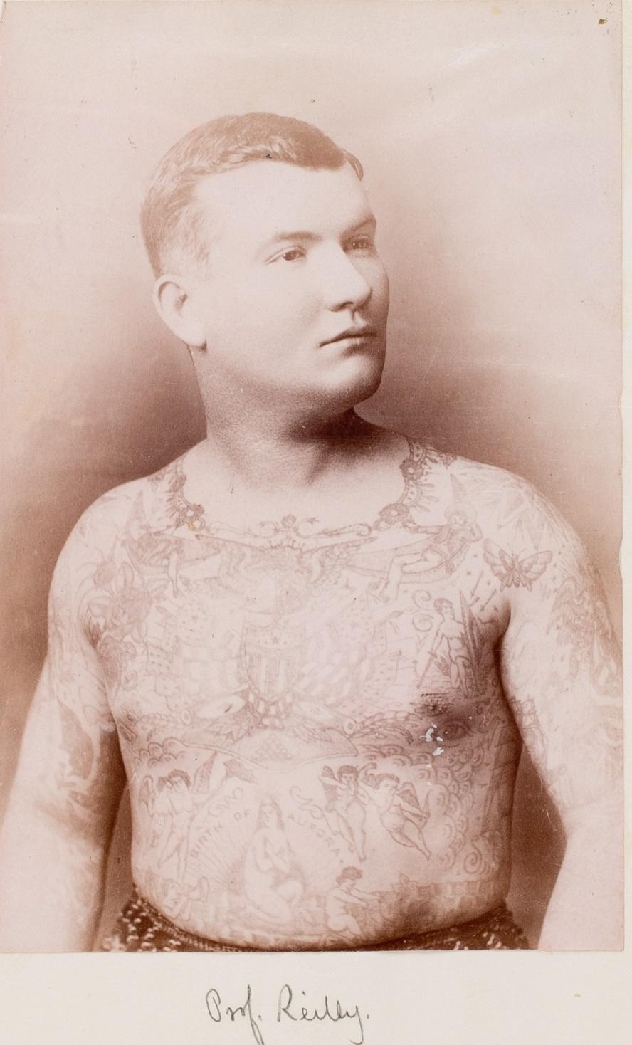 Image result for john o'reilly tattoo